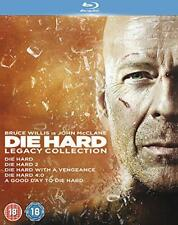 Die Hard - Legacy Collection (Films 1-5) [Blu-ray] [1988], DVD | 5039036061056 |