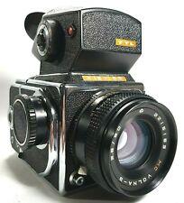 Kiev-88 6x6 SLR 120 Medium Format Camera Volna-3 80mm F2.8 Lens UK Fast Post