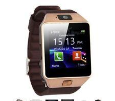 DZ09Smart Watch Bluetooth Armbanduhr SIM Kamera SIM Für Android IOS Telefone DE