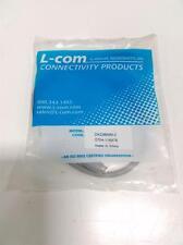 L-COM 2FT. MALE/MALE KEYBOARD CABLE DK238MM-2 NIB *PZB*