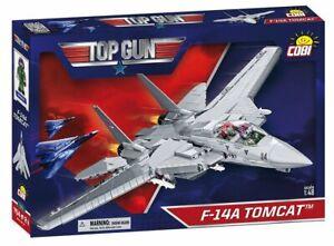 Cobi 5811 - Small Army - WWII Top Gun F-14A Tomcat - Neu