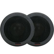 "Dynaudio MD102 1.1"" 500W Max 8-Ohm Esotec Aluminum Soft Dome Tweeters (Pair) NEW"