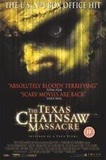The Texas Chainsaw Massacre 2003 DVD Region 2