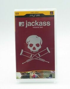 Jackass Volume Two PSP Video New Sealed Free Shipping