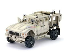 1/72 Diecast Tank US Army M-ATV MRAP Armored Vehicle American with Display Case
