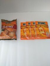 Hot Hands Hand And Toe Warmers New In Package Made In Usa