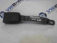 Volkswagen Polo 2003-2006 9N Drivers OSF Front Seat Buckle 6Q0857756D