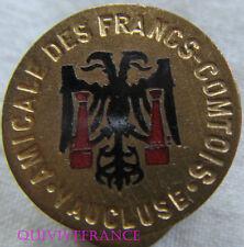 BG6528 - INSIGNE AMICALE DES FRANCS-COMTOIS DU VAUCLUSE