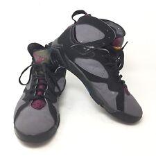 Original Nike Air Jordan Bordeaux VII Mens Size 9 Vintage 1992 Gray Black N2B