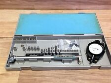 """MINT MITUTOYO NO 511 1.4 - 2.4 """" DIAL BORE GAGE .0001"""""""