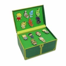 Coffret Officiel Collection Pins Nino Kuni II  Revenant Kingdom 13 Pin's Neuf