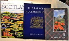 Scotland Past and Present History Culture Cawdor Castle Palace of Holyroodhouse