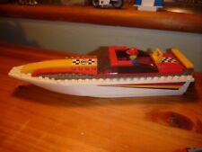 LEGO CITY 4643 POWER BOAT & minifigura