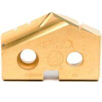 """AMEC Cobalt Spade Drill Insert 13/16"""" Series #1 T-A TiN 181T-0026-NP (2 Pack)"""