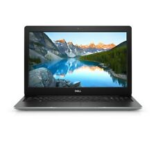 New Dell Inspiron 15 3593 Laptop 10th Gen i5-1035G1 8GB RAM 256GB SSD FHD Silver