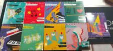 BigTime Piano Level 4 & Above Music Books - Lot Of 9