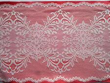 Hell rosa elastisch 20,5cm Breit elegante Spitze Borte tolle angebot selten