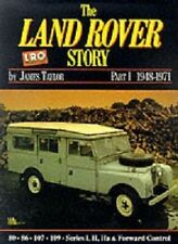 THE LAND ROVER STORY PART 1 1948-1971, 80-86-107-109-SERIES I, II, IIa NEW BOOK