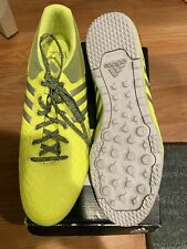 Adidas Ace 15.2 Cg Soccer Sneakers Men Shoes Yellow Silver *27127 Size 13 New
