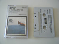 HAROLD MELVIN & THE BLUE NOTES REACHING FOR THE WORLD CASSETTE TAPE ABC 1976