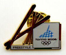 Pin Spilla Olimpiadi Torino 2006 - Attrezz. Sportive Freestyle 2