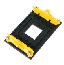 Soporte Amarillo Disipador Ventilador CPU Socket AMD AM4 Placa Base