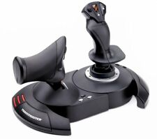 Thrustmaster T-Flight Hotas X Flight Stick Flight Simulator USB PC PS3 Free Ship