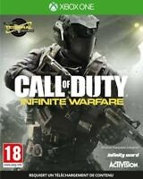 Call Of Duty - Infinite Warfare : Xbox One New and Sealed Video Games Blu-Ray