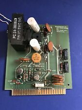 Nanometrics 8200-0177 Gun Power Control PCB Assy , Used