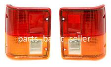MITSUBISHI Pajero Montero Shogun 1983-1991 Tail lights lamps Set Left + Right