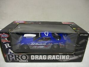 2005 Racing Champions NHRA Pro Drag Racing Series Kurt Johnson AC Delco 1/24