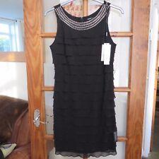 Roman, Diamante frill dress size 12 RRP £75 BNWT