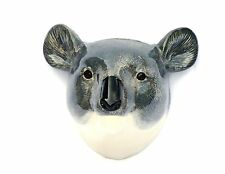 More details for koala bear vase wall vase collectable decorative pot by quail pottery idea gift