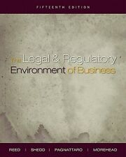 The Legal and Regulatory Environment of Business by Marisa Pagnattaro, Peter...