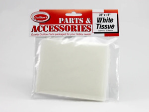 Guillows Tissue (2 Pcs ) 381 X 889Mm 00Grade