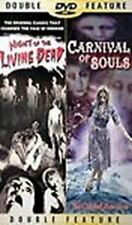 Night of the Living Dead / Carnival of Souls (DVD, 2...