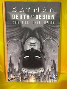 DC Comics - Batman Death by Design (Hard Back Graphic Novel)