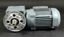 SEW EURODRIVE Getriebemotor WF20DR63LA 0,25kW IP54 1300 r/min Winkelgetriebe