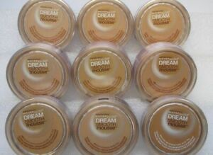 Maybelline Dream Smooth Mousse Foundation Choose Your Shade