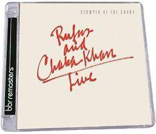 Rufus Khan & Chaka - Live: Stompin at the Savoy [New CD] UK - Import