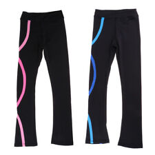 MagiDeal Skating Pants Outfit Figure Skate Training Trousers Leggings Tights