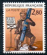 STAMP / TIMBRE FRANCE NEUF N° 2841 ** LE PLAISIR D'ECRIRE / PLAISIR D'ECRIRE