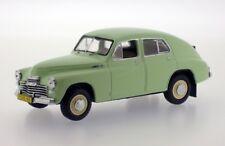 Gaz M20 Pobieda Limosine Verde Chiaro 1949 Ist Model 1:43 Ist130 Modellino