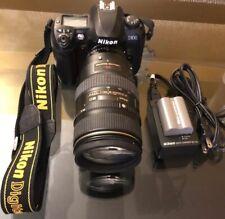 Nikon Digital Camera D100 9V=2.5/2.5A, Nikon AF VR-NIKKOR 80-400mm 1:4.5-5.6D