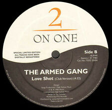 GEORGE AARON / THE ARMED GANG - Silly Reason / Love Shot - 2 On One