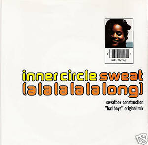 Single / INNER CIRCLE / SELTEN /
