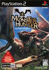 USED PS2 MONSTER HUNTER