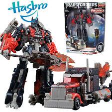 HASBRO TRANSFORMERS FIREBURST OPTIMUS PRIME ROBOT TRUCK MECHTECH FIGURES KID TOY