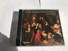Liszt: The complete music for solo piano Vol. 48 Complete Paganini Études CD NEW