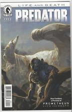 Predator Preview ~ Dark Horse Comics Diamond Retailer Summit Promo Ashcan